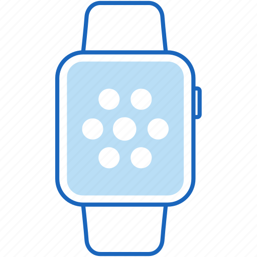 apple, clock, iwatch, smart, smartwatch, watch icon