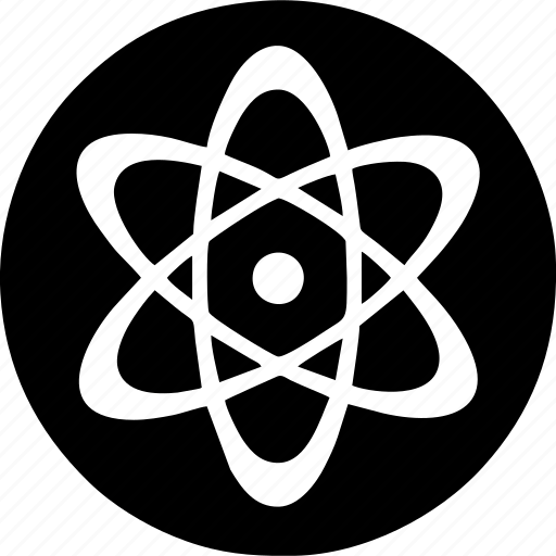 atom, atomic, biology, education, experiment, laboratory, learning, nuclear, physical, radioactive, sci, science, scientific, study icon