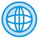 center, communication, global, help, support icon