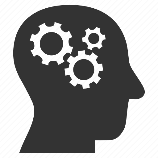 brain details, head, idea, logic, memory, mind, neurology icon