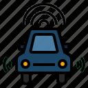 autonomous vehicles, car, future, self driving, technology disruption, transport, vehicle icon