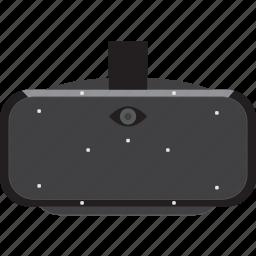 bay, crescent, crescent bay, gadgets, oculus, oculus rift, virtual icon