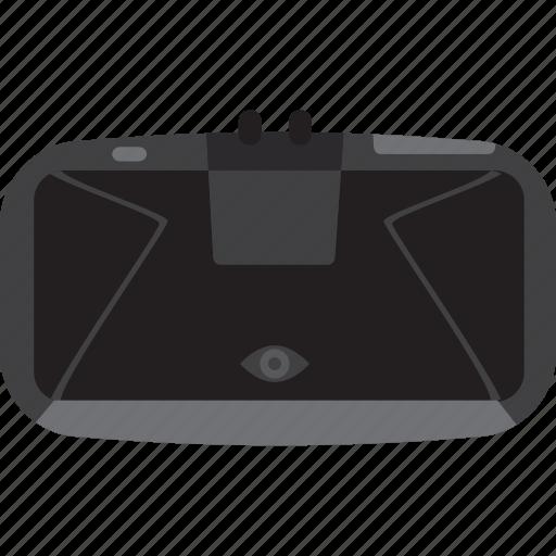 development kit, dk2, oculus, rift icon