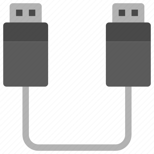 accessory, cable, connection, tech, technology icon