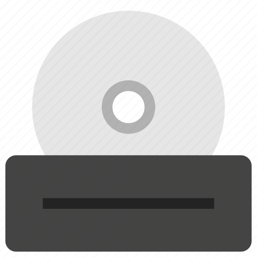 blueray, cd, disk, dvd, reader, tech, technology icon