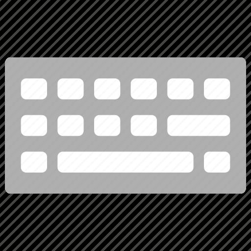 accessory, computer, keyboard, pc, tech, technology icon