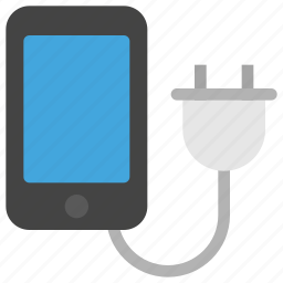 charge, connect, device, energy, recharger, tech, technology icon