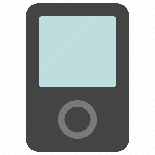 audio, ipod, mp3, music, play, tech, technology icon