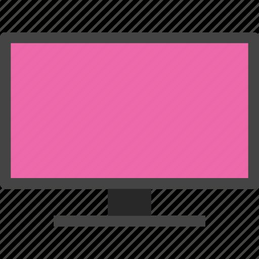 color, computer, desktop, screen, tech, technology, television icon