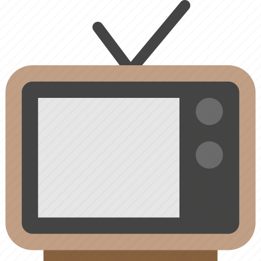 device, display, tech, technology, television, tv icon