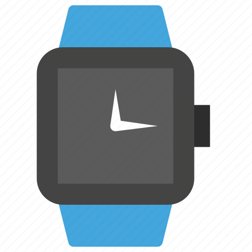 clock, color, device, digital, tech, time, watch icon