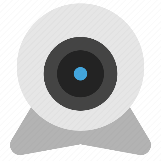 cam, camera, chat, communication, tech, technology, webcam icon