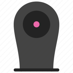 cam, camera, communication, tech, technology, webcam icon