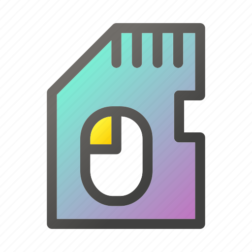 camera, card, data, memory, save icon
