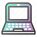 computer, desktop, device, laptop, monitor icon