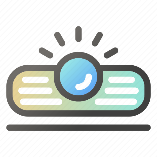 Camera, media, ntertainment, projector, video icon - Download on Iconfinder