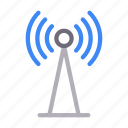antenna, signal, technology, tower, wireless