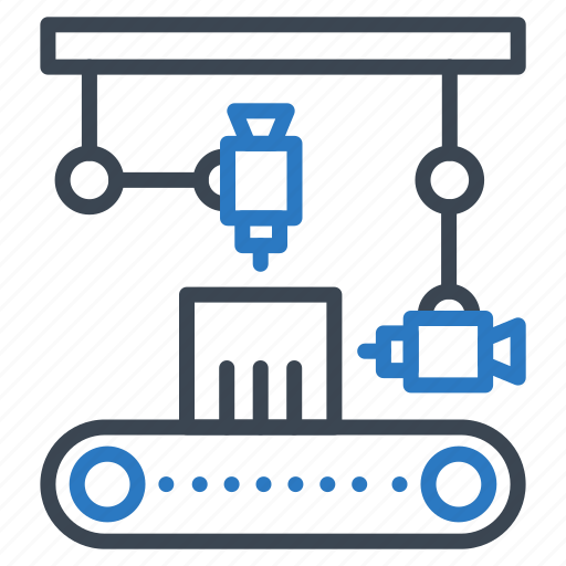 device, electronic, machine, technology icon