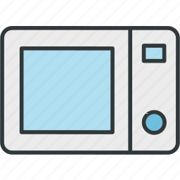 cook, cooker, induction, microwave, oven icon