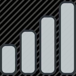 mobile, operator, phone, signal, telephone, wifi, wireless icon