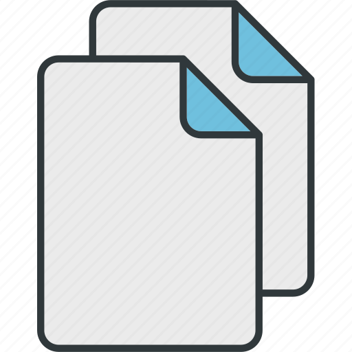 blank, copy, document, file, files icon