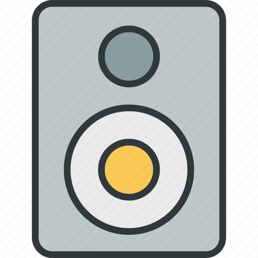 amplifier, audio, horn, power, volume icon