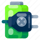 charging, future, gadget, internet, station, technology icon