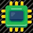 chip, future, gadget, internet, technology icon
