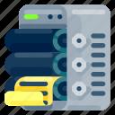 future, gadget, internet, machine, printing, technology icon