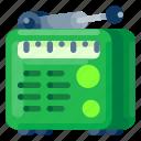 future, gadget, internet, radio, technology icon