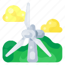 future, gadget, internet, technology, windmill
