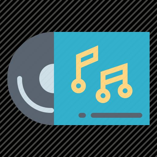 disc, dvd, multimedia, music icon