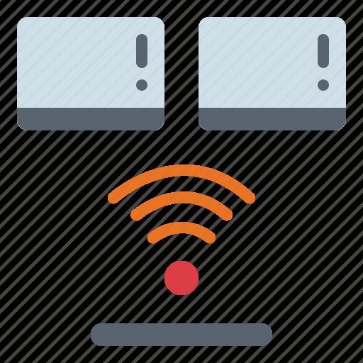 internet, lan, network, wifi icon