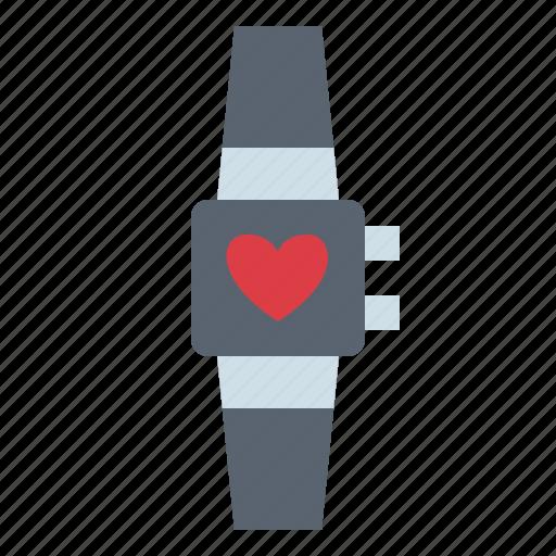 device, electronics, smartwatch, technology icon