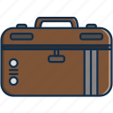 business, country, daily, stuff, suitcase, technology, travel icon