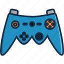 communication, console, controller, games, technology icon