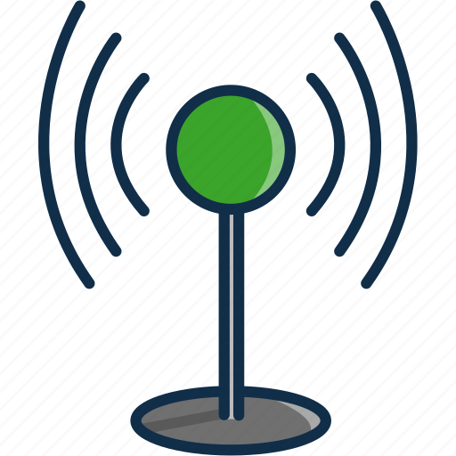 communication, signal, technology, wifi icon