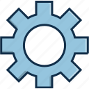 build, building, business, screw, technology, tool icon