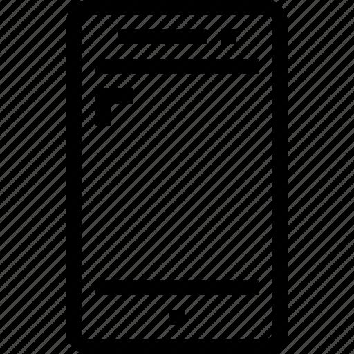 communication, device, phone, smart, talk, technology icon