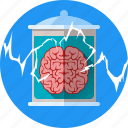 artificial, brain, brainstorm, intelligence, laboratory icon
