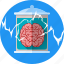 artificial, brain, brainstorm, intelligence, laboratory icon