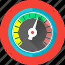 meter, pressure, science, sensor, speedometer, technology icon
