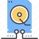 data, device, flopy, storage, technology icon