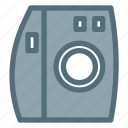 camera, digital, photo, photography, polaroid, technology icon