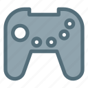 device, enjoy, game, joystick, technology icon