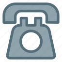 call, communication, dial, modern, talk, technology, telephone icon