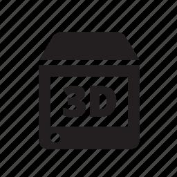 digital, futuristic, industry, print, printer, production, progress, tech, technology, technology futuristic, three dimensional icon