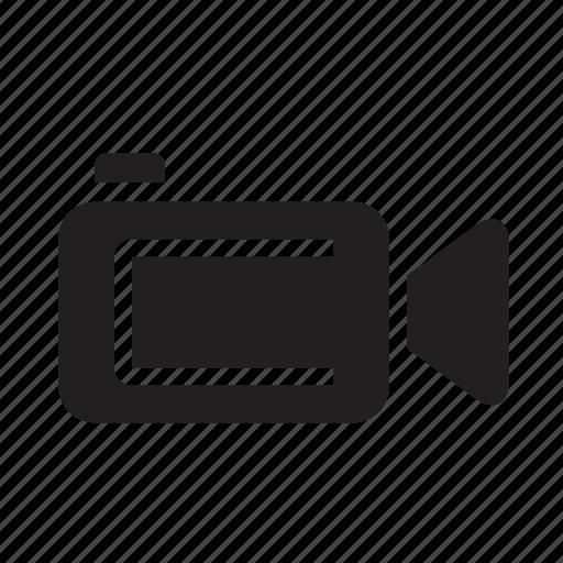 camera, communication, film, media, movie, play, player, technology, video icon