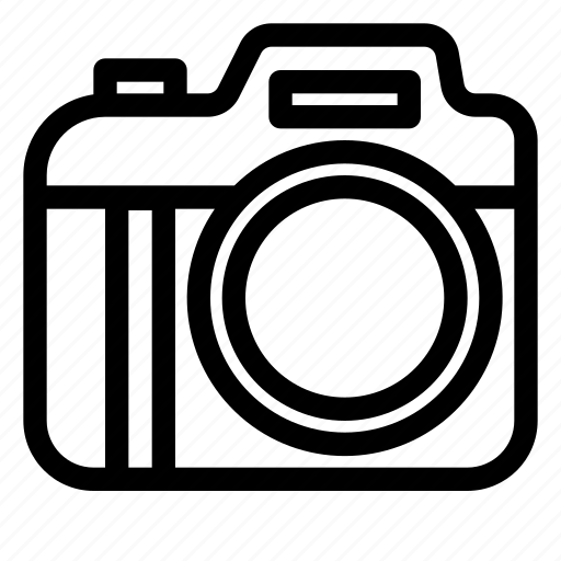 camera, digital, dslr, lens, photo, photography, technology icon