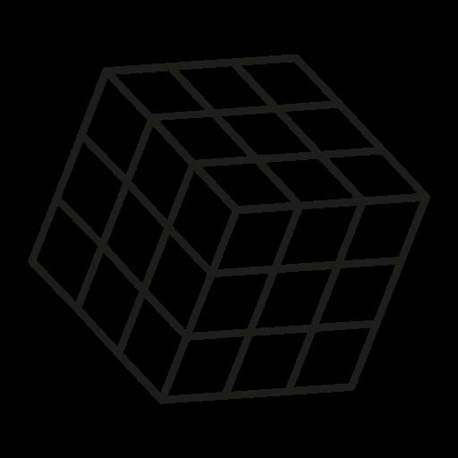 challenge, game, puzzle, rubik icon